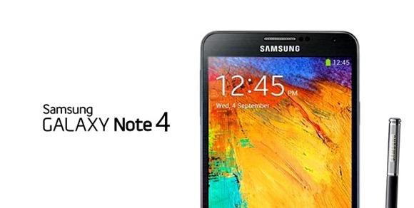 เผยสเปคบางส่วนของ Galaxy Note 4 มากับจอ QHD และกันน้ำกันฝุ่น