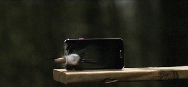 Galaxy S5 Shot