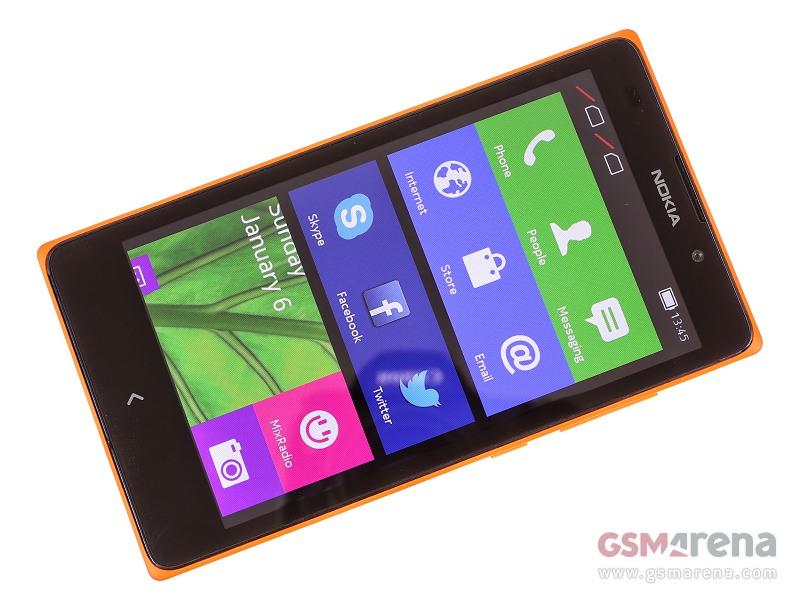 รีวิว hands-on Nokia XL จาก GSM Arena
