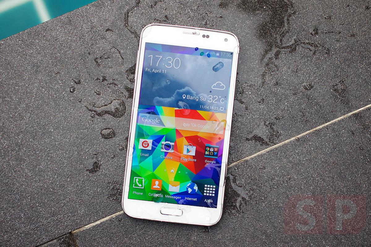 [Review] Samsung Galaxy S5 เครื่องศูนย์ไทย กับความไม่สุดของนวัตกรรม