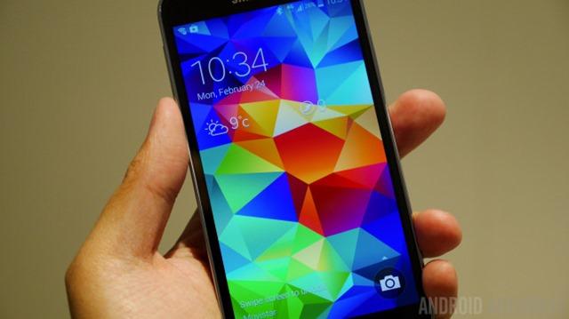 กูรู เผยจอ Samsung Galaxy S5 ดีจริง