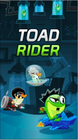 toad rider