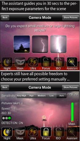 ilightningcam - lightning strike photography