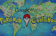 google map pokemon challenge