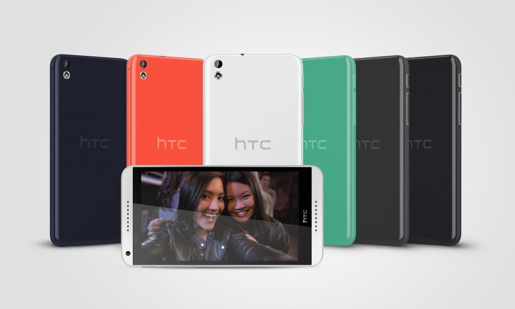 HTC One M8 และ HTC Desire 816 ยอดจองกว่า 1 ล้านเครื่องในประเทศจีน