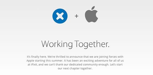 iFixit Apple