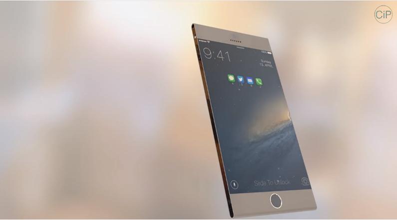 Concept มโน – มาดู Concept iPhone 6 Pro กัน แรงทะลุจักรวาลด้วยชิป A9