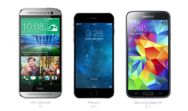 iphone-6-vs-htc-one-m8-vs-galaxy-s5