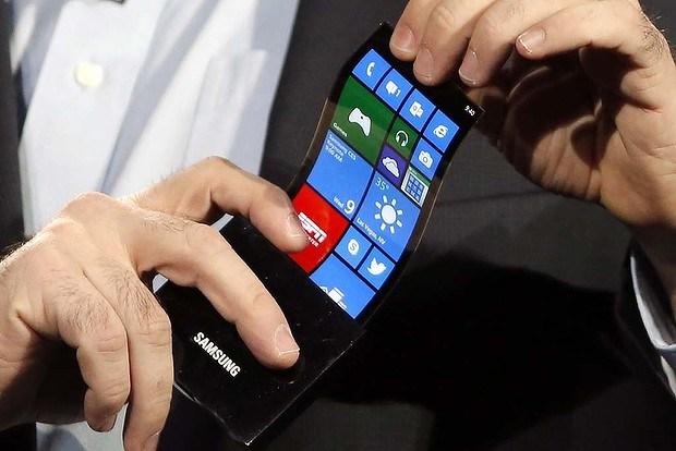 แกรฟีนอาจจะเป็นคีย์หลักในอนาคตของ Samsung