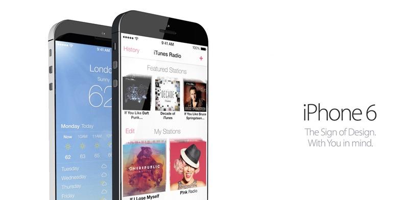 iPhone 6 จอ 4.7 นิ้ว เริ่มผลิต กรกฎาคมนี้ ส่วน 5.5 นิ้วรอไปก่อน