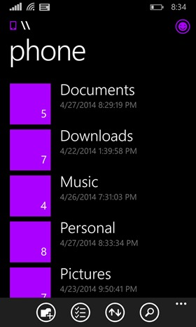 File-Manager-for-Windo34ws-Phone