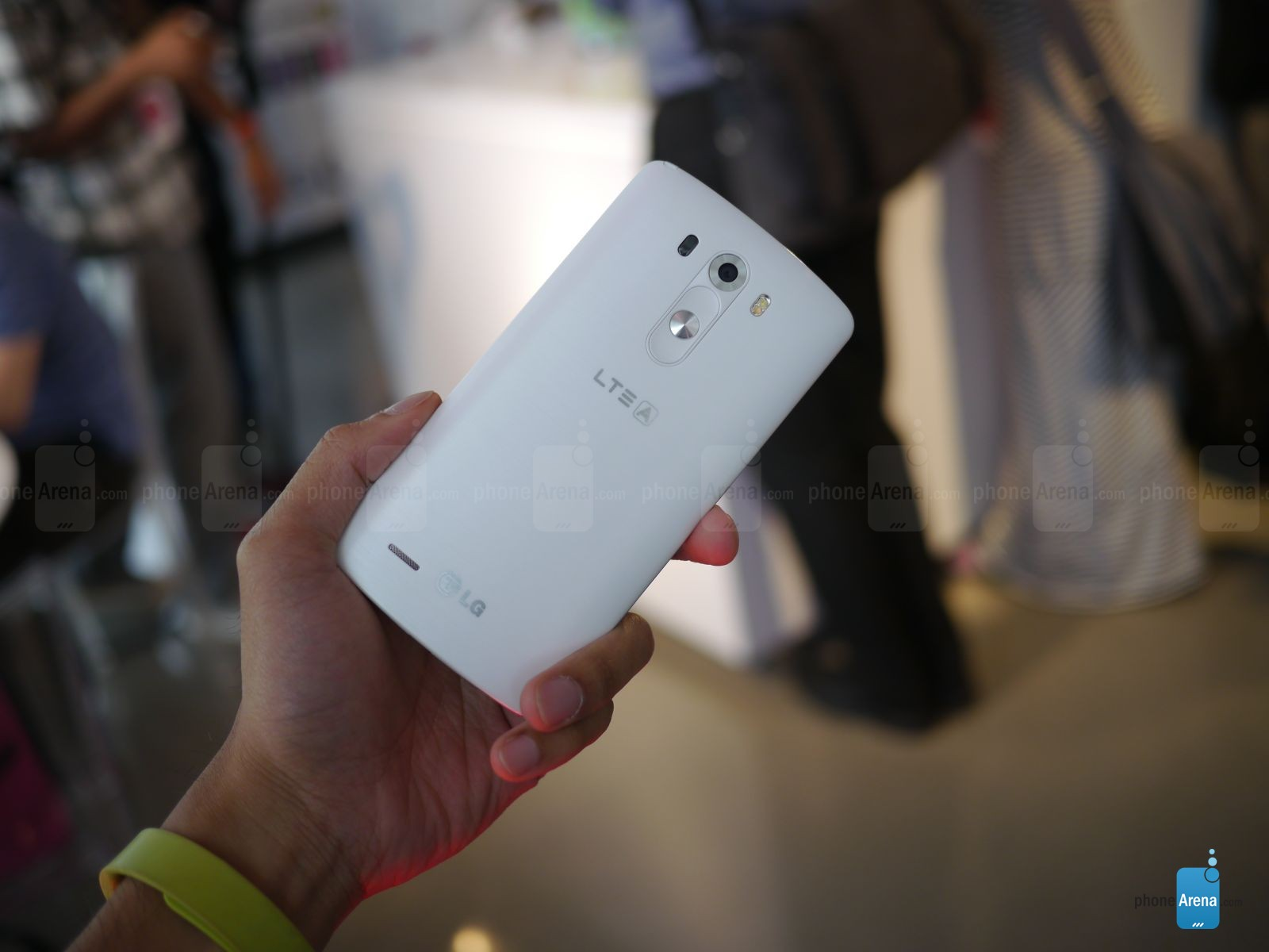 Hands-on LG G3 2