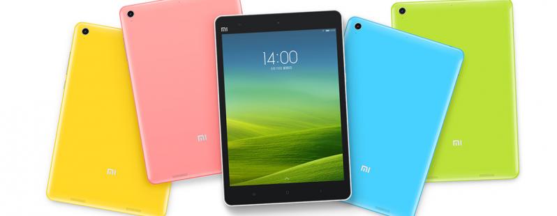 Xiaomi เปิดตัว iPad Mini C เอ้ย!! Xiaomi MiPad แท็บเล็ตหน้าจอ 7.9 นิ้วสเปคแรง ราคาเริ่มที่ 7,600 บาท !!