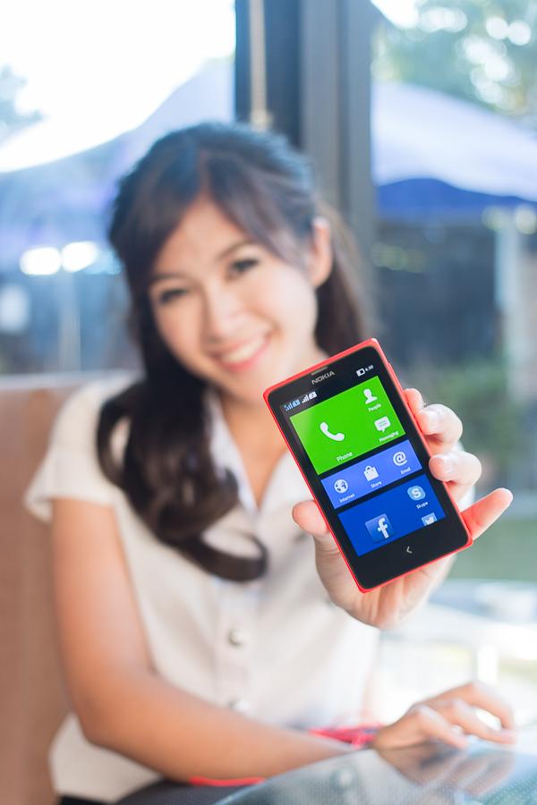 Nokia X 141
