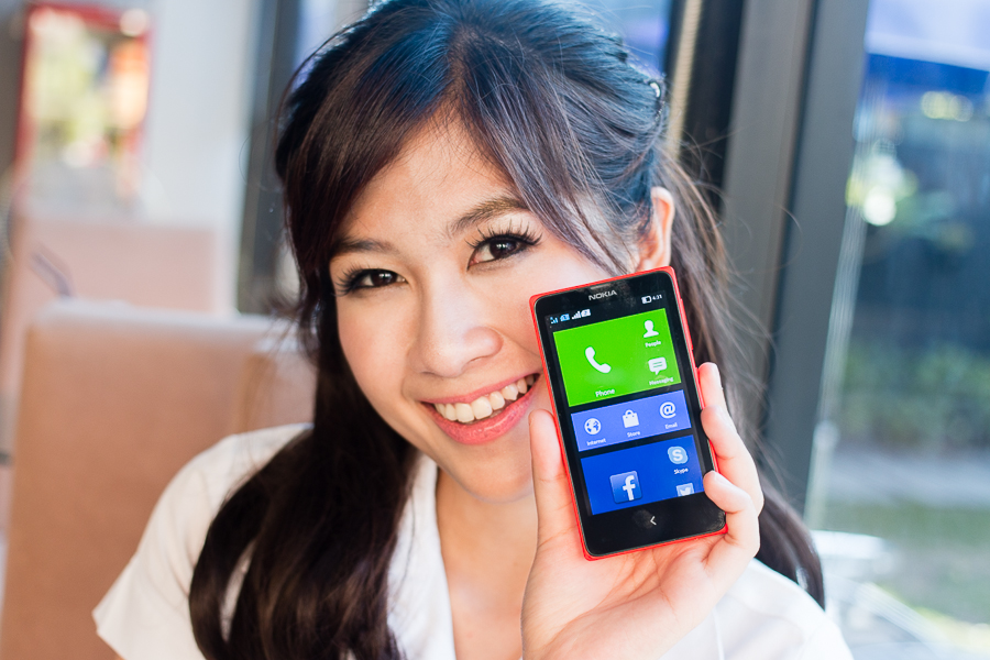 Nokia X-15