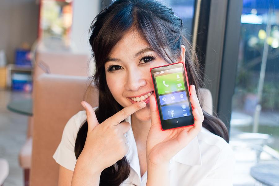 Nokia X-16