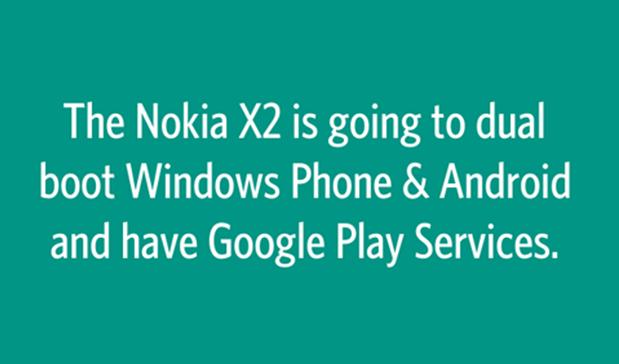 Nokia X2 Secret