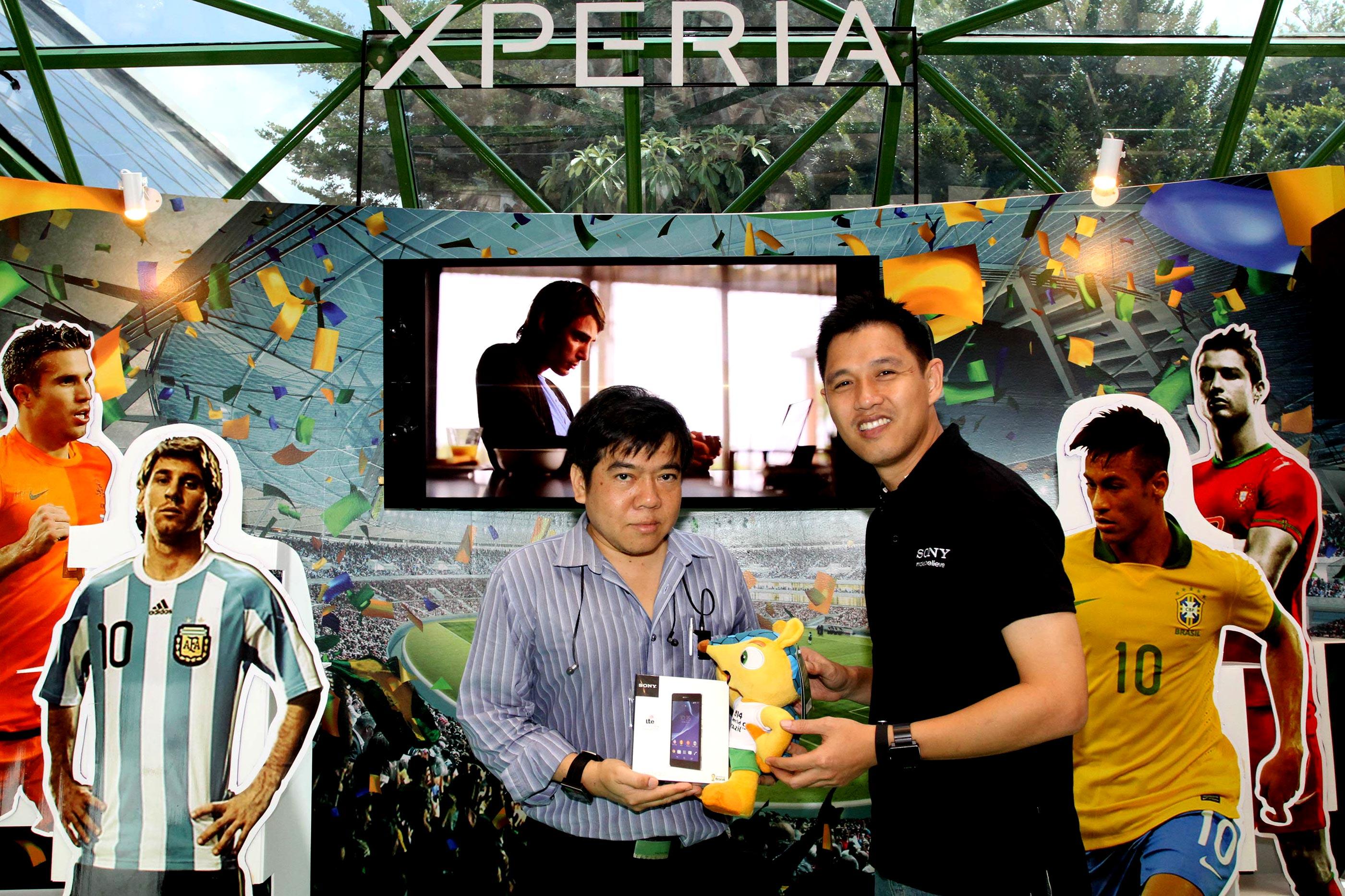 Sony แจกรางวัลพิเศษให้ผู้ซื้อ Sony Xperia? Z2 เครื่องแรกในประเทศไทย