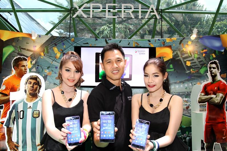 โซนี่ จัดโปรฯเด็ด ร่วมงาน Thailand Mobile Expo 2014 Hi-End (TME 2014)