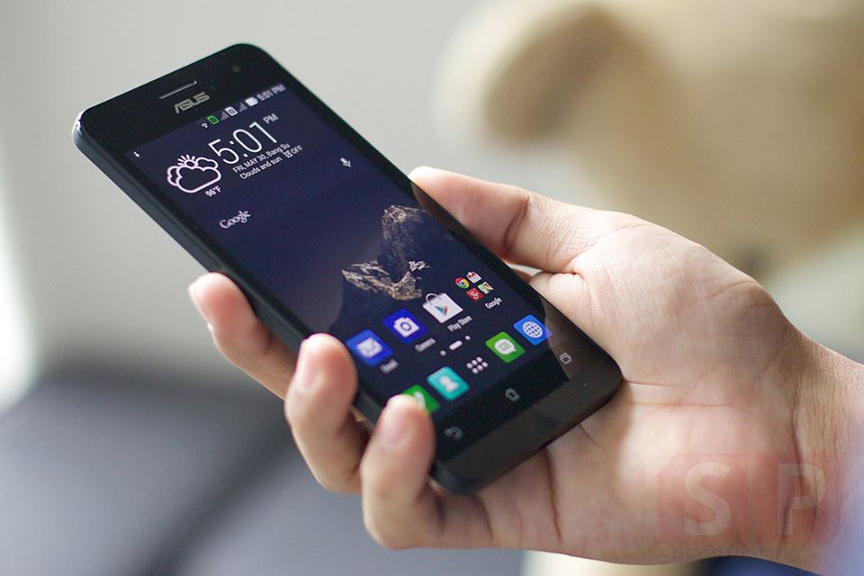 Preview Asus Zenfone 5