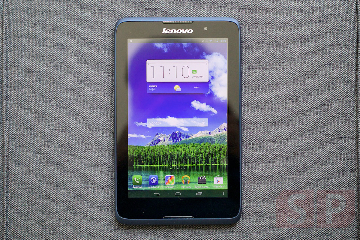 [Review] รีวิว Lenovo Tab A7 (A3500) แท็บแล็ตที่ลงตัวทุกการใช้งาน