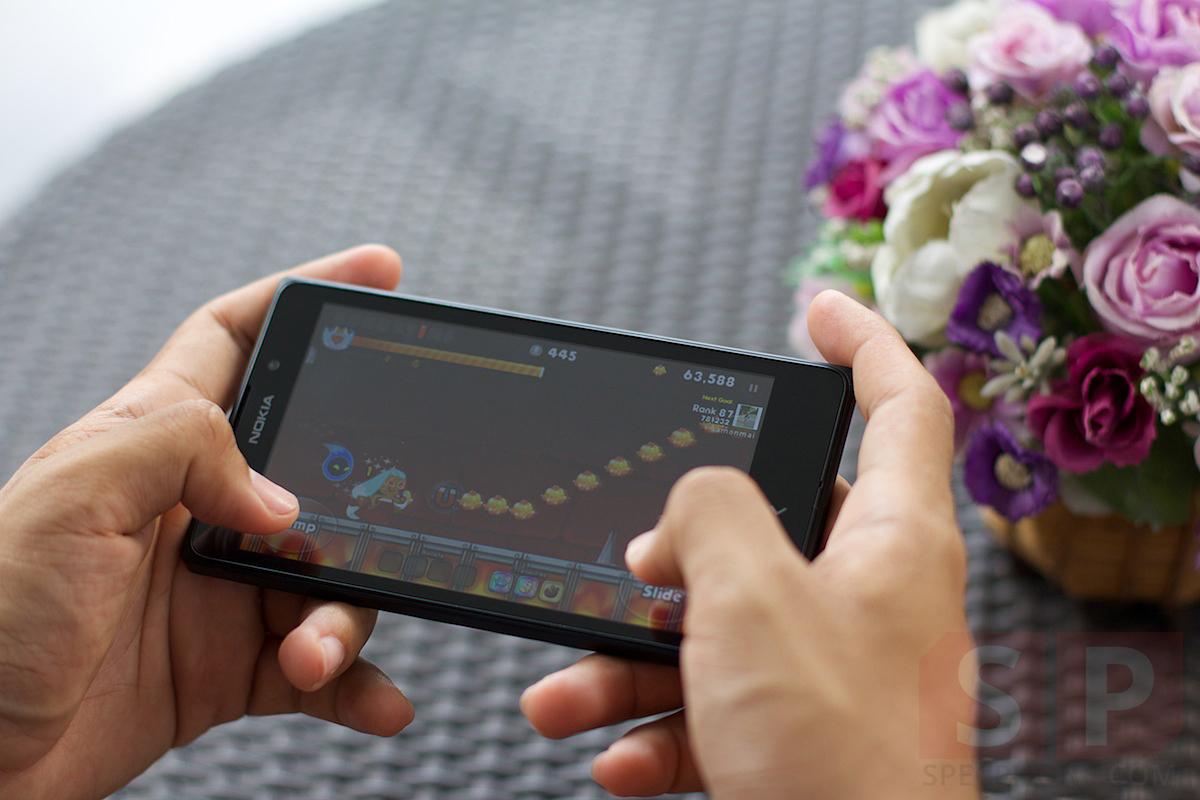 Review Nokia XL SpecPhone 030