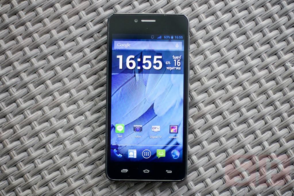 [Review] รีวิว i-mobile IQ 5.8 DTV สมาร์ทโฟนที่ดูทีวีดิจิตอลได้เป็นเครื่องแรกในไทย