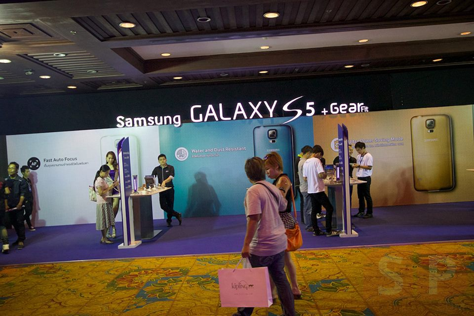 Samsung in TME 2014 Hi-End
