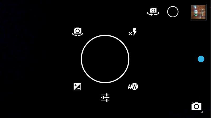 Screenshot Camera IQ 5.8 DTV
