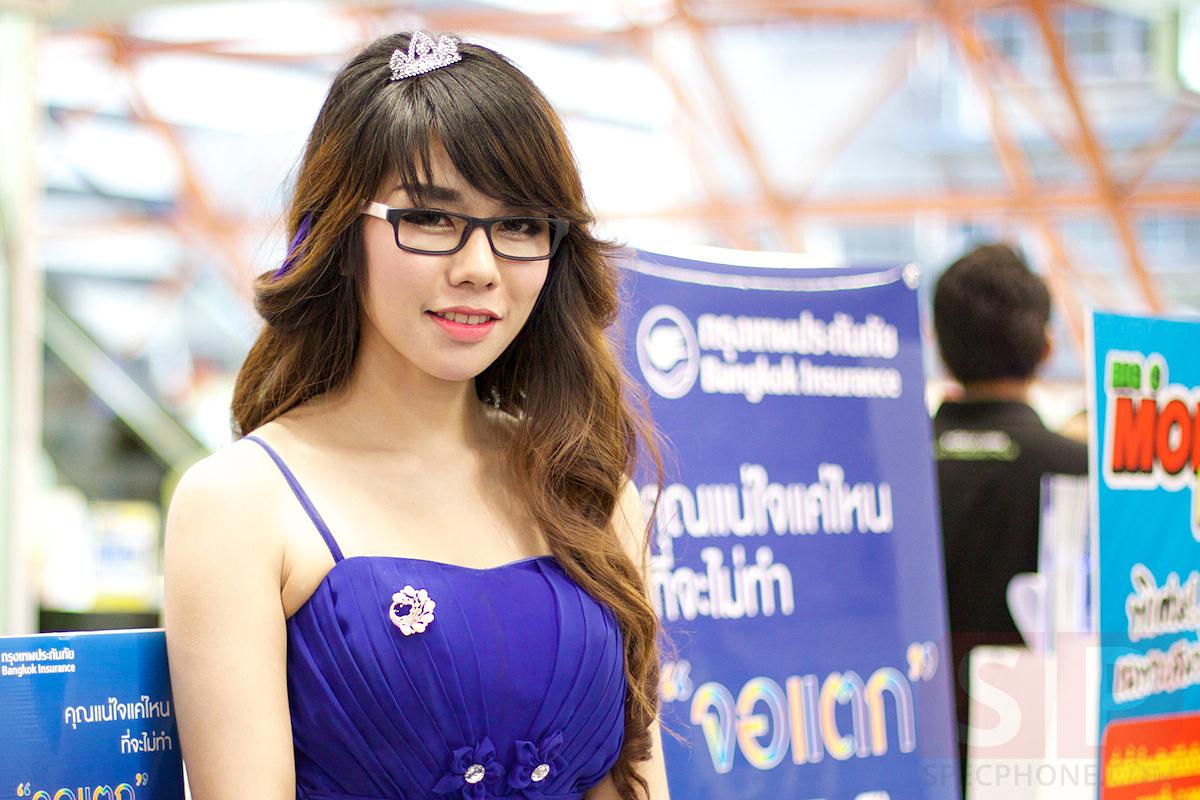 รวมภาพพริตตี้สุดสวยในงาน Thailand Mobile Expo 2014 Hi-End (TME 2014)