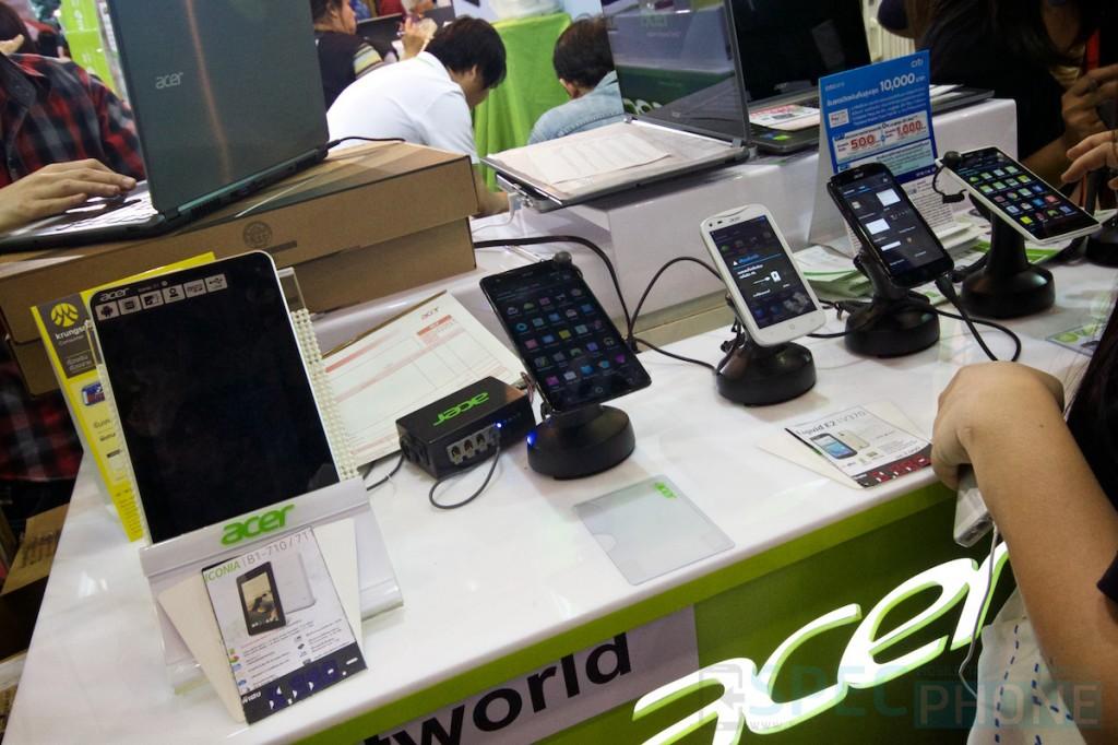 แนะนำ Tablet น่าซื้อในงาน Thailand Mobile Expo 2014 Hi-End (TME 2014)