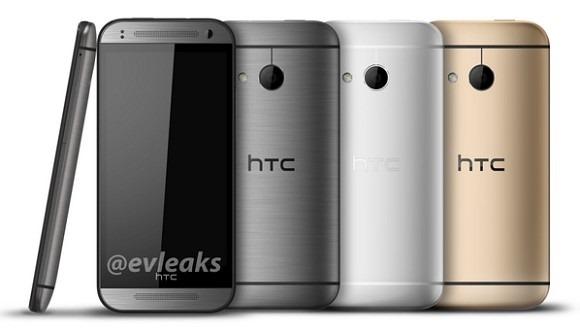 รูปเพรส HTC One mini 2 หลุดอีกรอบ ชัดกว่าที่เคย