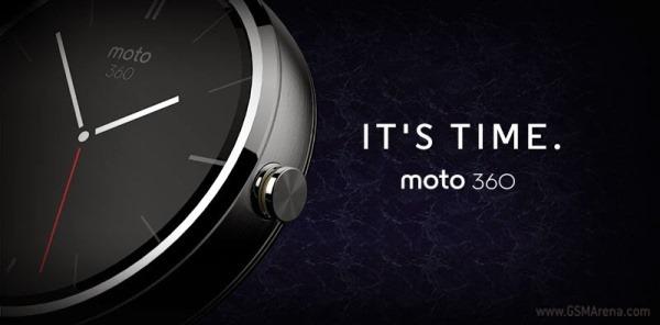 มาแว้ว Moto 360 ราคา 249 Euro (11,500 บาท) มาแน่กรกฎาคมนี้