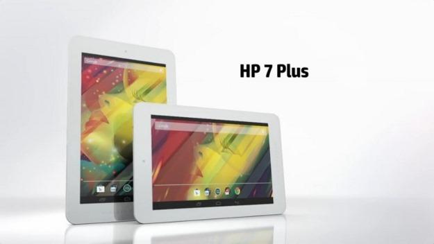 HP เปิดตัว HP 7 Plus แท็บเล็ตพลัง Quad Core ตัวใหม่ราคา 3,000 บาทนิดๆ !!