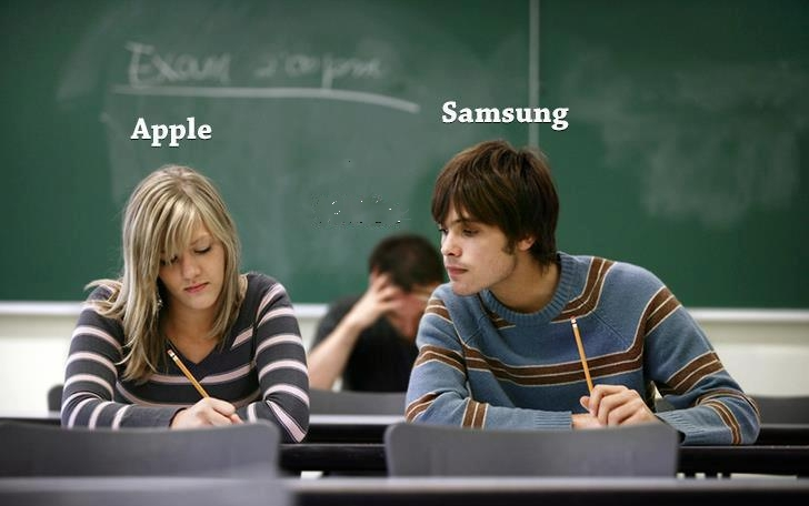 meme samsung apple