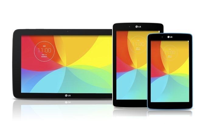 LG เปิดตัว G Pad 3 รุ่น 7.0, 8.0 และ 10.1 แต่สเปคยังเป็นปริศนา