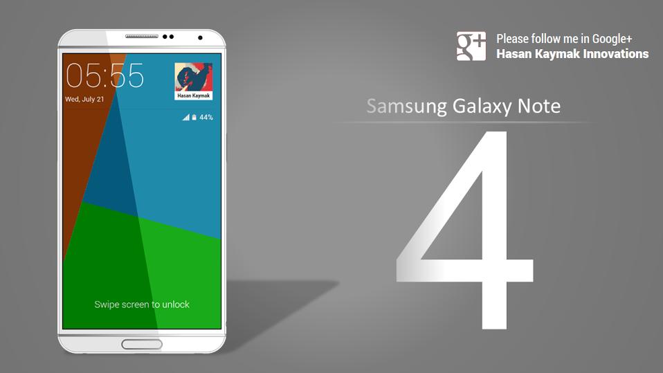 [ลือ] Samsung Galaxy Note 4 จะถ่ายรูปใต้น้ำได้ดีขึ้น สแกนลายนิ้วมือได้ฉลาดกว่าเดิม