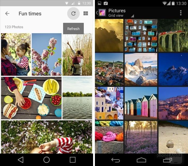 เทียบกันจะๆ กับหน้าตาของ Android L กับ KitKat อันไหนสวยกว่ากันมาลองดู
