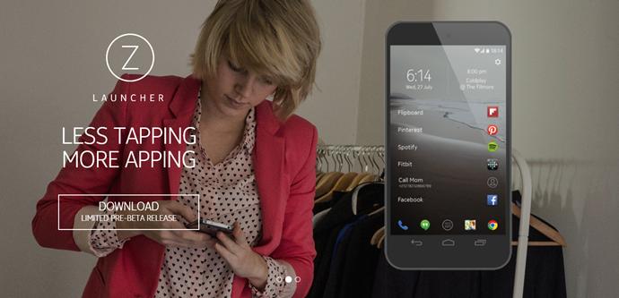 Nokia ทีมที่ไม่ได้อยู่กับ Microsoft ออกแอพสำหรับ Android ในชื่อ Z Launcher