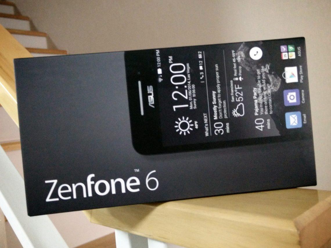 ซื้อ Asus Zenfone 5 และ Zenfone 6 ได้ในงาน Commart Next Gen 2014 มีขายชัวร์