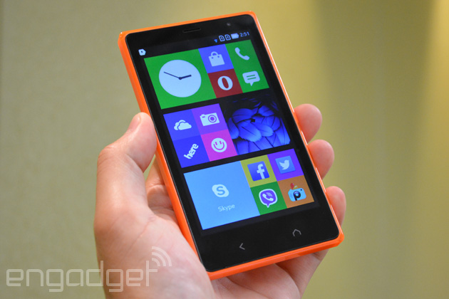 มาตามนัด!! Nokia เปิดตัว Nokia X2 มือถือโนเกียที่รันแอพแอนดรอยได้รุ่นต่อยอด