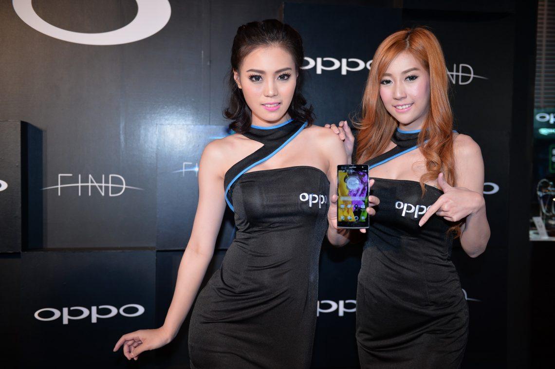 แนะนำมือถือ Oppo ในงาน Thailand Mobile Expo 2014 Showcase พร้อมโปรฯ ของแถมอีกเพียบ