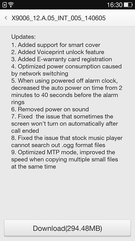 Oppo-Find-7a-update
