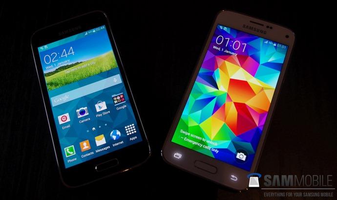 ไม่ต้องรอนาน เครื่อง Galaxy S5 mini ออกมาให้เห็นแล้ว คาดพร้อมเปิดตัวเร็วๆ นี้