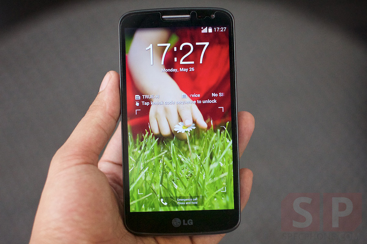 Review LG G2 mini SpecPhone 0241