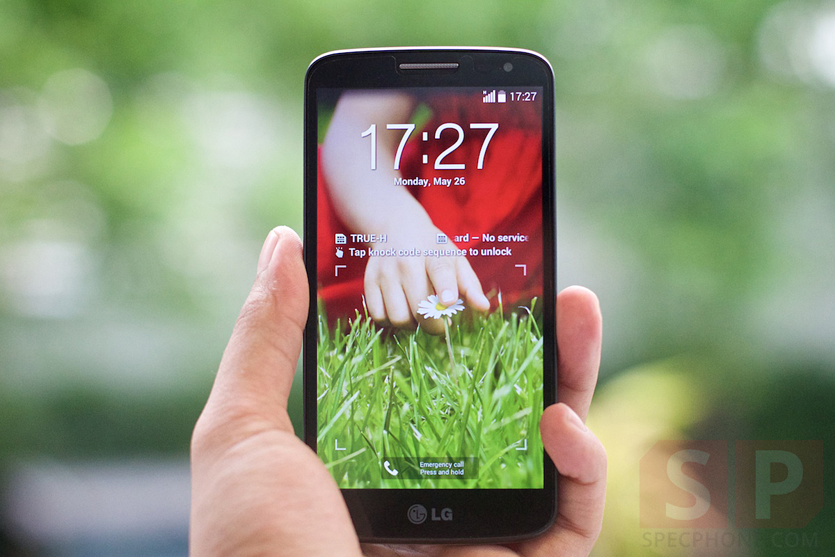 Review LG G2 mini SpecPhone 0251
