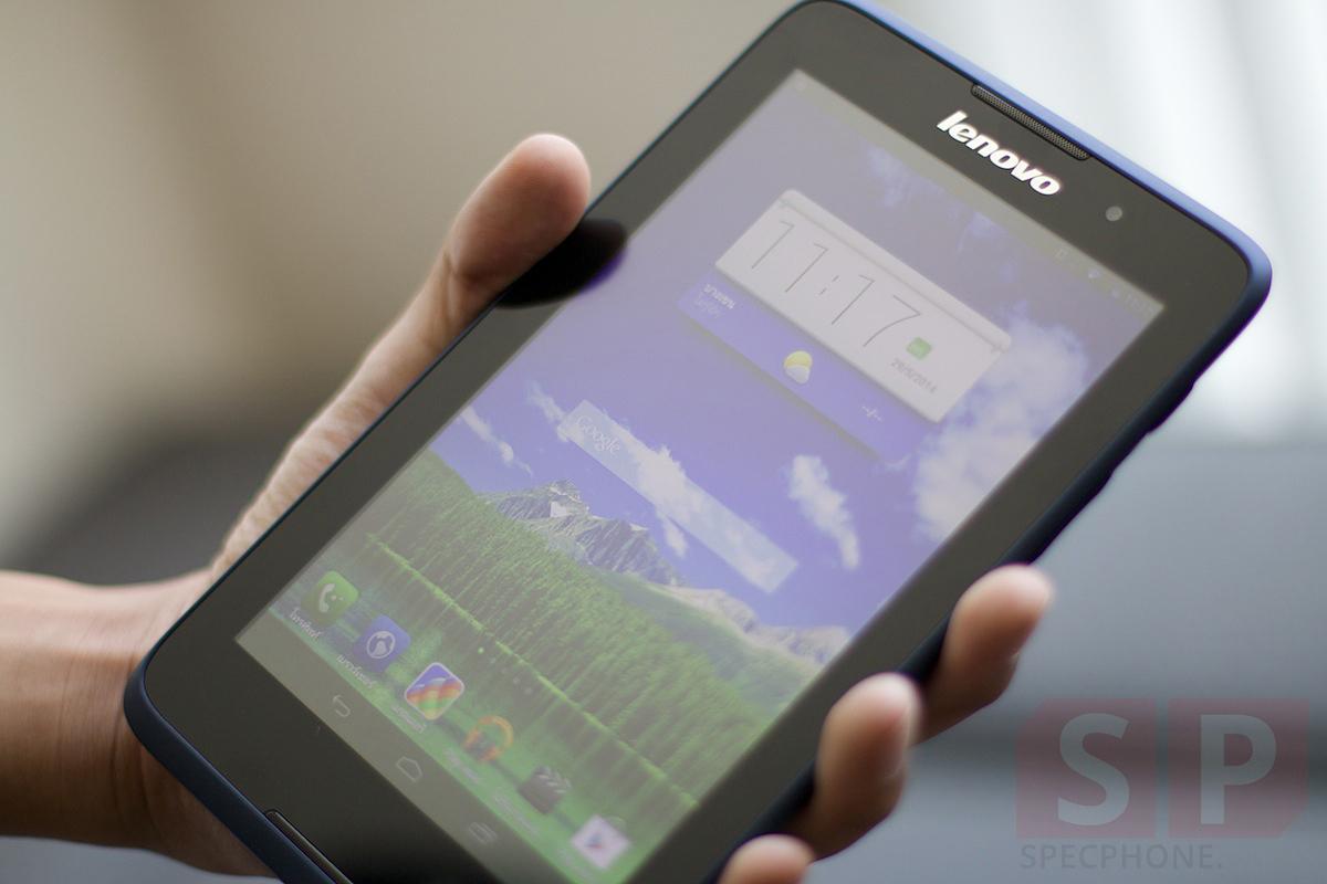 Review Lenovo Tab A7 SpecPhone 0161