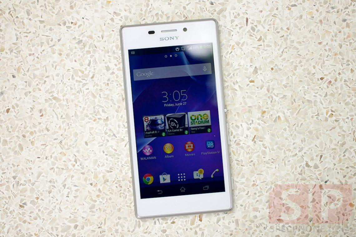[Review] รีวิว Sony Xperia M2 มือถือรองรับ 4G LTE ในราคาไม่ถึงหมื่น