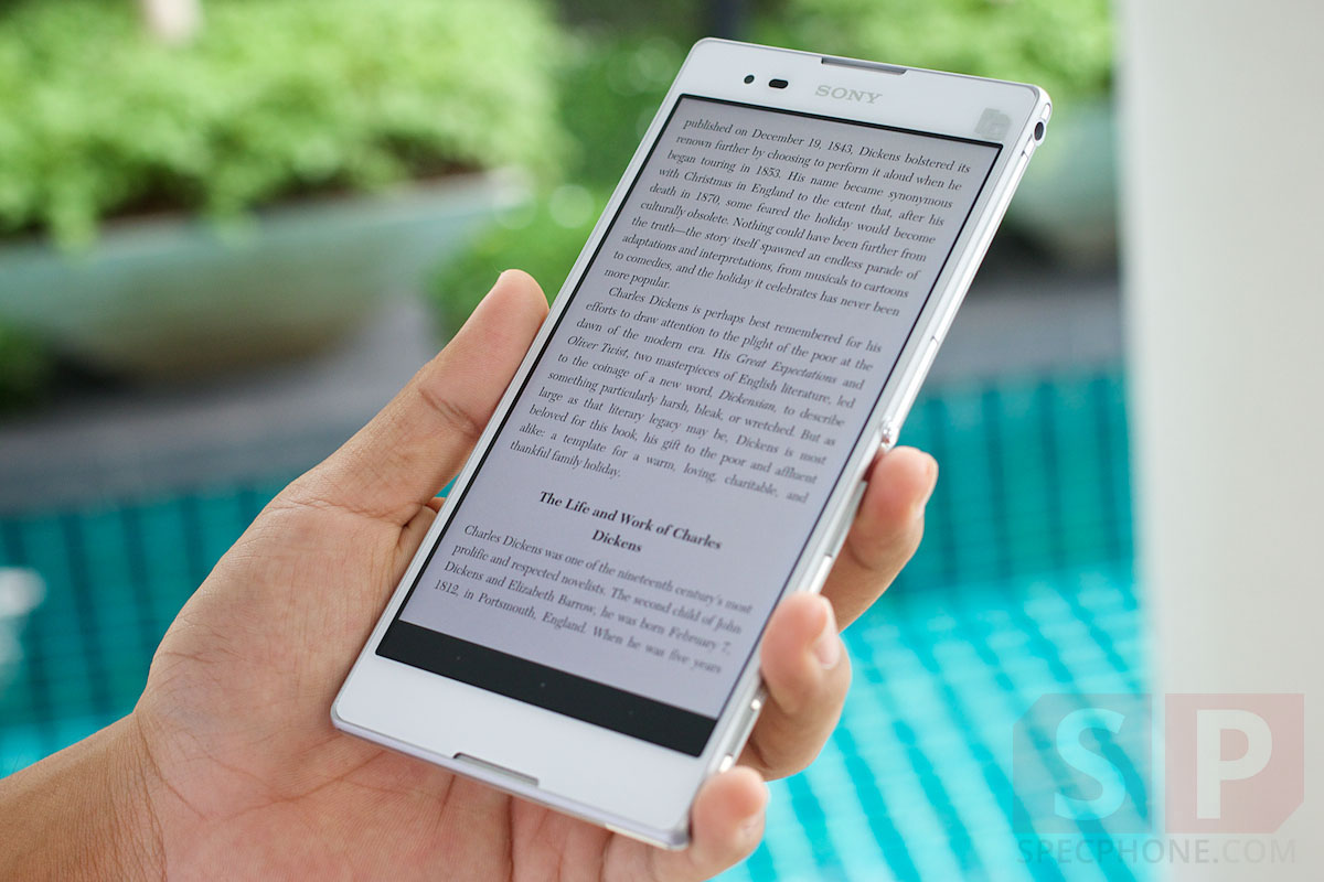 Review Sony Xperia T2 Ultra Dual SpecPhone 036