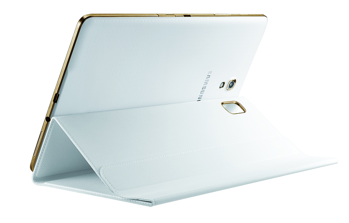 Samsung Book Cover and Simple Cover for the Galaxy Tab S 8.4s